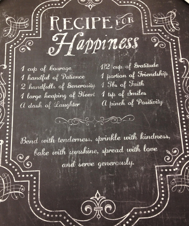 Came across this recipe while wandering through Homesense...